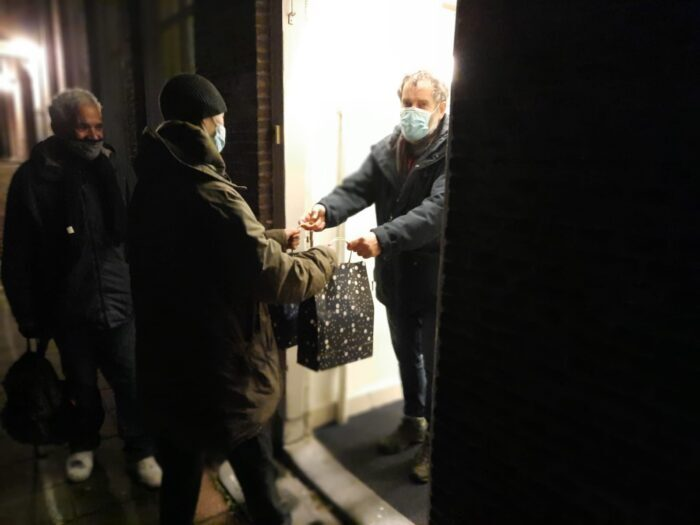Christmas Meals for the Homeless