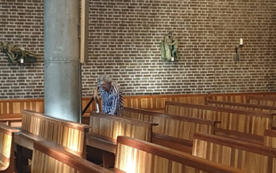 Church Cleaning- 30 January