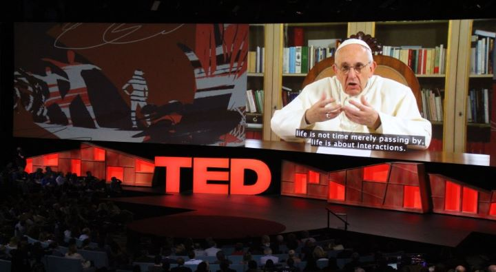 Pope Francis' Ted Talk
