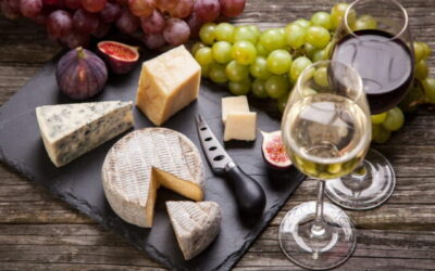 Wine and Cheese- 22 August