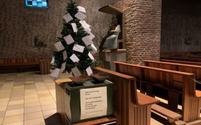 Advent Giving Tree Update